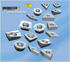 unimaster indexable