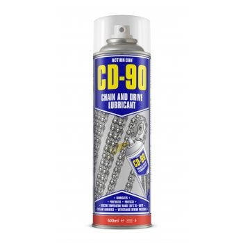 Action Can CD-90 Chain and Drive Spray