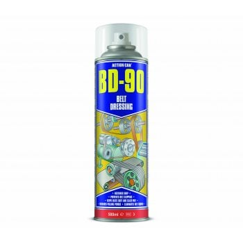 Action Can Drive Belt Dressing Spray