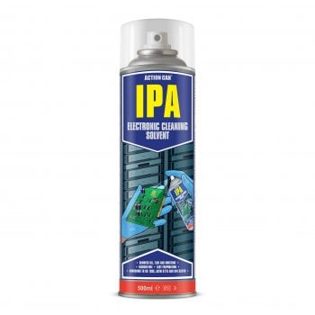 Action Can IPA Isopropyl Alcohol Solvent Cleaner