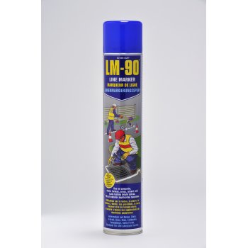 Action Can LM-90 Line Marking Paint Blue