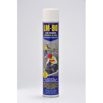 Action Can LM-90 Line Marking Paint White