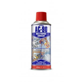 Action Can Multipurpose Lubricant Industrial Spray