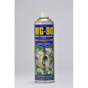 Action Can WG 90 WHITE SPRAY GREASE
