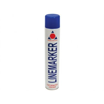 Aerosol 0904 Line Marking Spray Paint Blue 750ml