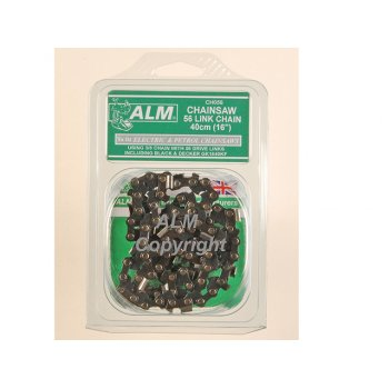 ALM Manufacturing CH056 Chainsaw Chain 3/8 in x 56 links - Fits 40 cm Bars