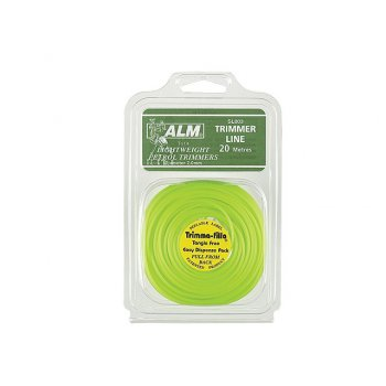 ALM Manufacturing SL003 Light-Duty Petrol Trimmer Line 2.0 mm x 20 m