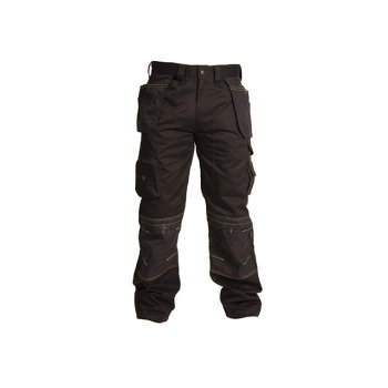 Apache Black Holster Trousers Waist 34in Leg 29in
