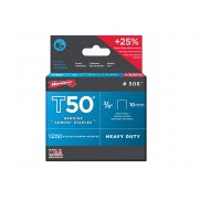 Arrow T50 Staples 10mm (3/8in) Box 5000