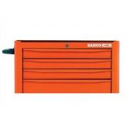 Bahco 1470K5 Tool Trolley 5 Drawer Orange