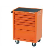 Bahco 1470K7 Tool Trolley 7 Drawer Orange
