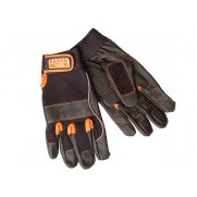 Bahco Power Tool Padded Palm Glove Size 8