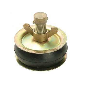 Bailey 2570 Drain Test Plug 375mm (15 in) - Brass Cap