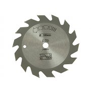 Black & Decker Circular Saw Blade 140 x 12.7mm x 14T Fast Rip