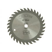 Black & Decker Circular Saw Blade 140 x 12.7mm x 32T Fine Cross Cut