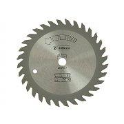 Black & Decker Circular Saw Blade 140 x 12.7mm x 32T Fine Cross Cut