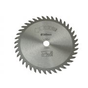Black & Decker Circular Saw Blade 160 x 16mm x 40T Fine Cross Cut
