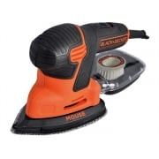 Black & Decker KA2500K-GB Compact Mouse Sander 120 Watt 240 Volt