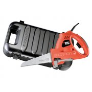 Black & Decker KS890EK Scorpion Powered Handsaw & Kitbox 400 Watt 240 Volt