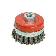 Black & Decker X36080 Twist Knot Wire Cup Brush 65mm M14