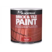 Blackfriar Brick & Tile Paint Matt Red 250ml