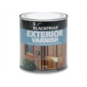 Blackfriar Exterior Varnish UV66 Clear Gloss 500ml