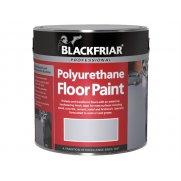Blackfriar Professional Polyurethane Floor Paint Tile Red 1 Litre