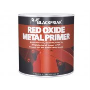 Blackfriar Red Oxide Metal Primer 1 Litre