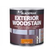 Blackfriar Traditional Exterior Woodstain Ebony 1 Litre