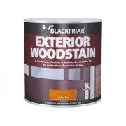 Blackfriar Traditional Exterior Woodstain Ebony 500ml