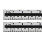 BlueSpot Tools Aluminium Ruler 300mm / 12in