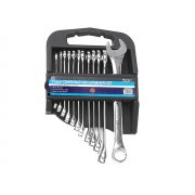 BlueSpot Tools Combination Spanner Set of 11 Metric 6 to 19mm
