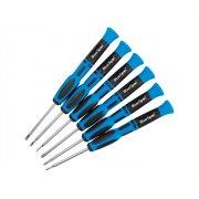 BlueSpot Tools Precision Screwdriver Set of 6