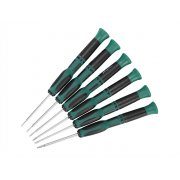 BlueSpot Tools Precision Torx Screwdriver Set of 6
