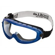 Boll? Safety Atom Safety Goggles Clear - Ventilated Foam Seal
