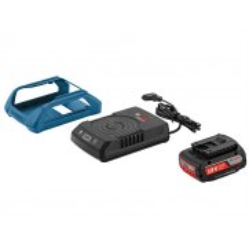 GAL 1830 W Wireless Battery Charger 18 Volt 1 x 2.0Ah Wireless Li-Ion