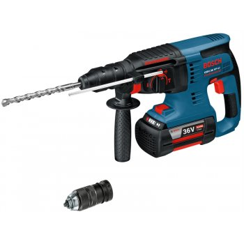 Bosch GBH36VF-LI-4 SDS Rotary Hammer Drill 36 Volt 3 x 4.0Ah Li-Ion