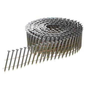 Bostitch 2.3 x 55mm Coil Nails Ring Shank Galvanised Pack of 13,200