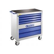 Britool E010105B 7 Drawer XL 3 Modules Roller Cabinet
