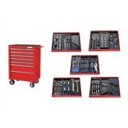 Britool E220328B Roller Cabinet Toolkit 285 Piece Red