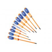 Britool Screwdriver Set 10 Piece Insulated