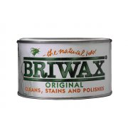 Briwax Wax Polish Antique Brown 400g
