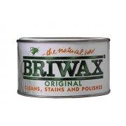 Briwax Wax Polish Antique Brown 400g