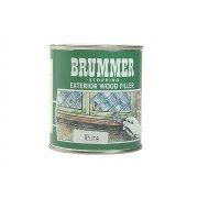 Brummer Green Label Exterior Stopping Medium Dark Mahogany