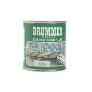 Brummer Green Label Exterior Stopping Medium Natural Oak