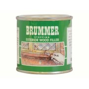 Brummer Green Label Exterior Stopping Small Light Mahogany