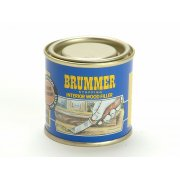 Brummer Yellow Label Interior Stopping Medium Medium Mahogony