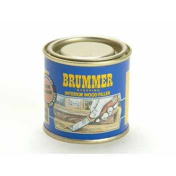 Brummer Yellow Label Interior Stopping Medium Pine