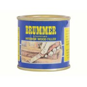 Brummer Yellow Label Interior Stopping Small Light Walnut