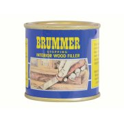 Brummer Yellow Label Interior Stopping Small Medium Mahogany